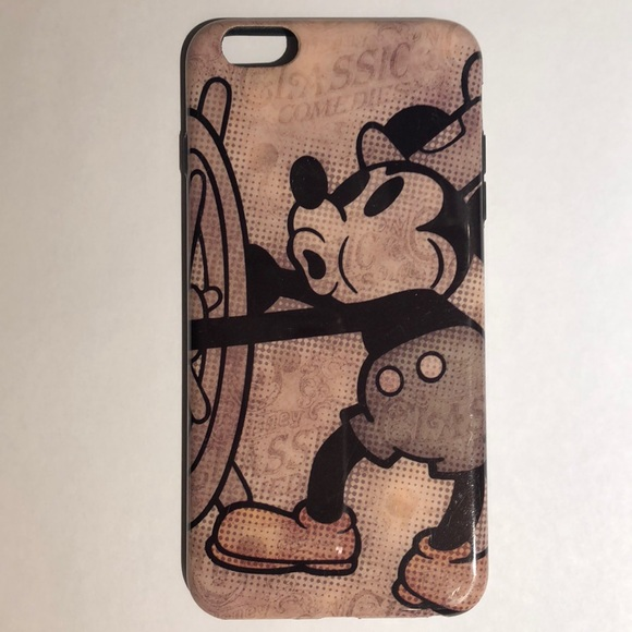 pretty nice 87c09 d63ea IPhone 6+ Mickey Mouse phone case